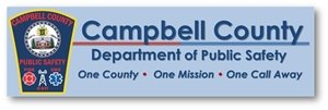 campbell county public safety banner