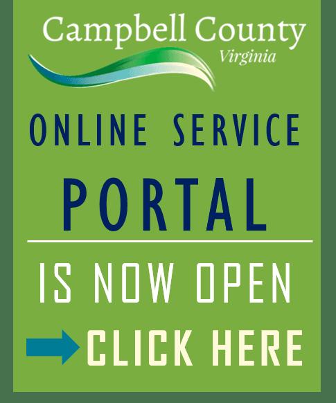 Online Service Portal Button